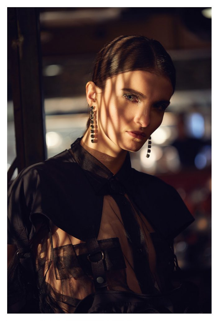 Ekin Can Bayrakdar Grazia Magazine Print Editorial Swarovski Portrait Model Ekin Can Bayrakdar - Fashion Photographer https://ekincanbayrakdar.com/